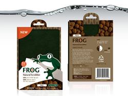 Frog Walnut Scrubber