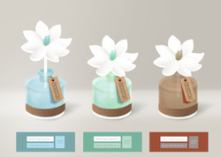 Aromasong Porcelain Diffuser