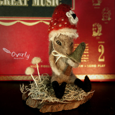 Fairy Mushroom