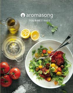 Aromasong Gourmet Catalog Cover