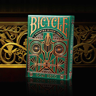 BICYCLE DECO GOAT DECK