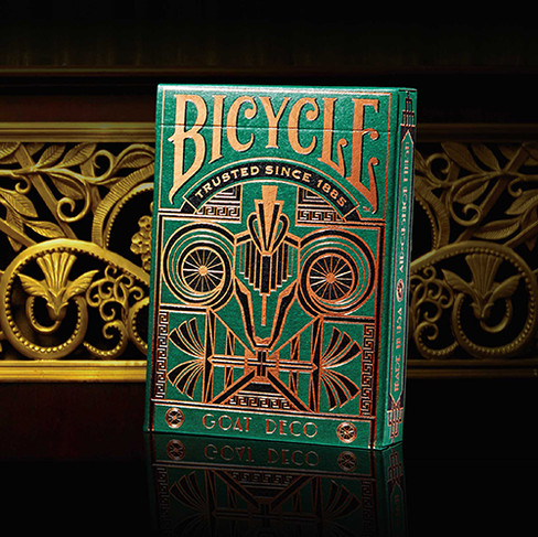 Bicycle Goat Deck