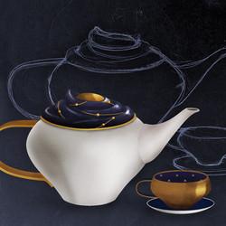 Constellation Tea Set