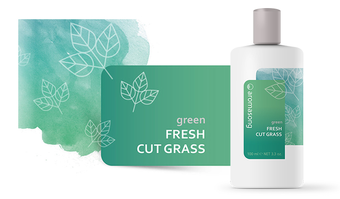 Aromasong Fresh Cut Grass