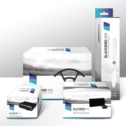 Aries Drone Accessory Packaging