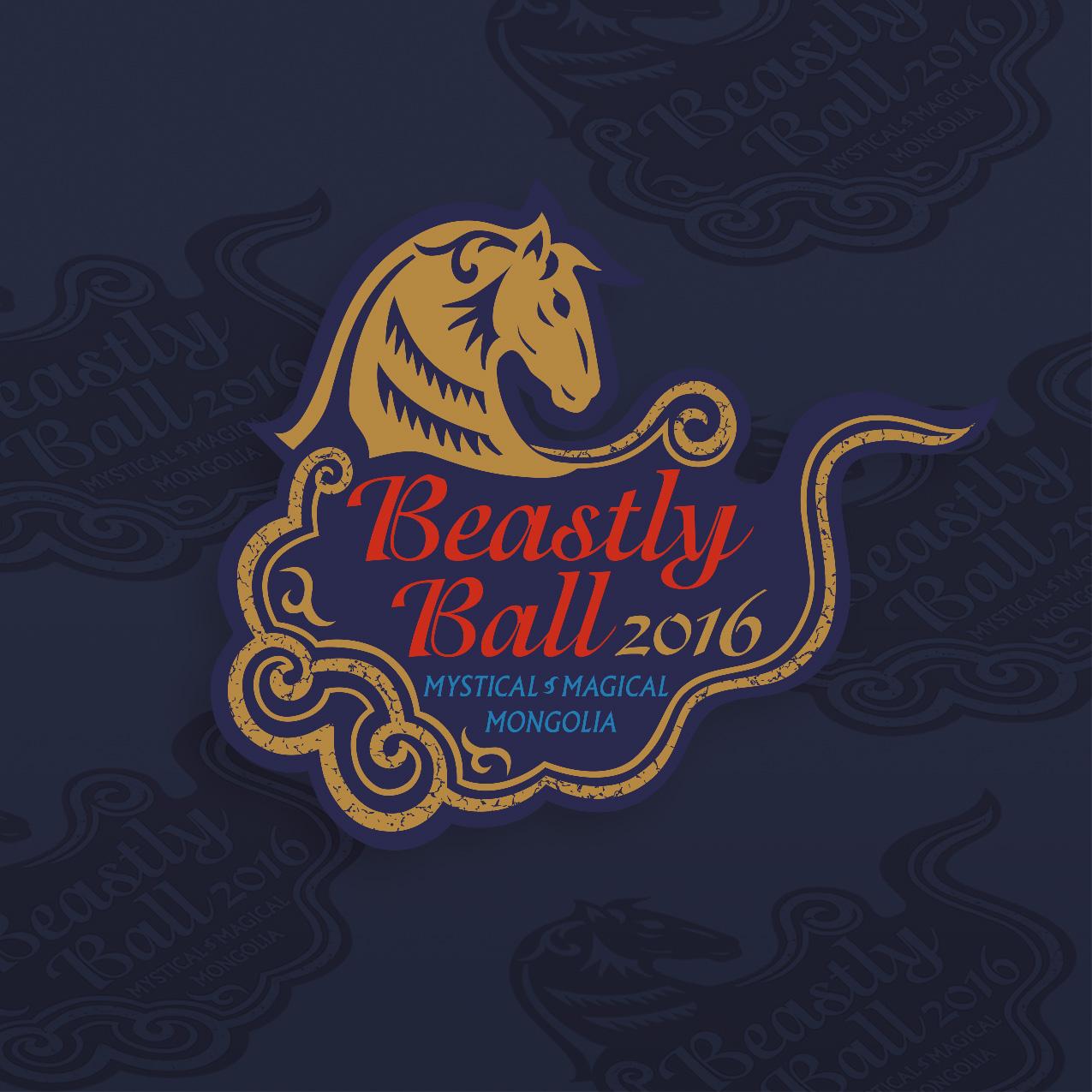 Beastly Ball Identity
