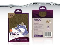 Frog Luxury Scrubber