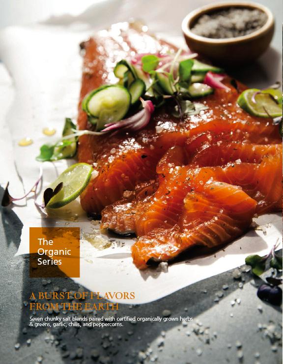 Aromasong Gourmet Salmon