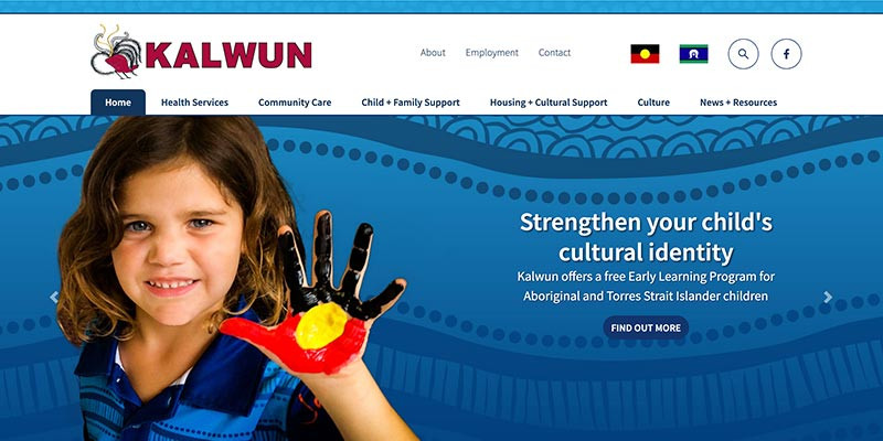 Kalwun Development Corporation website
