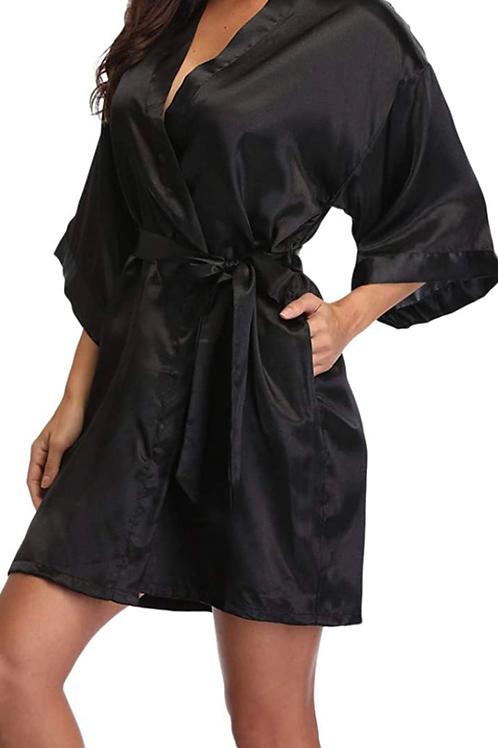 Customizable Women's Silk Kimino