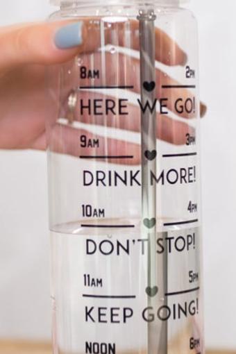 Customizable Water Bottles