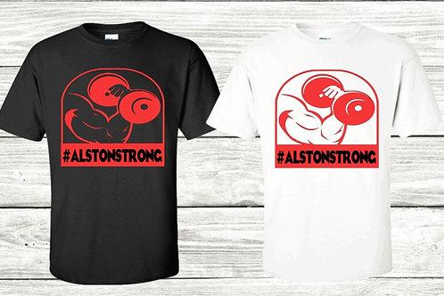 #AlstonStrong
