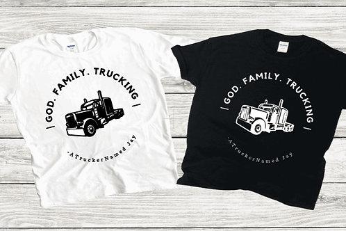 God, Family, Trucking