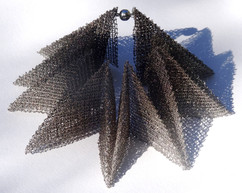Concertina Necklace.