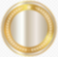 white-seal-badge-with-gold-decor-png-cli
