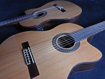 Freshman Classical Guitars