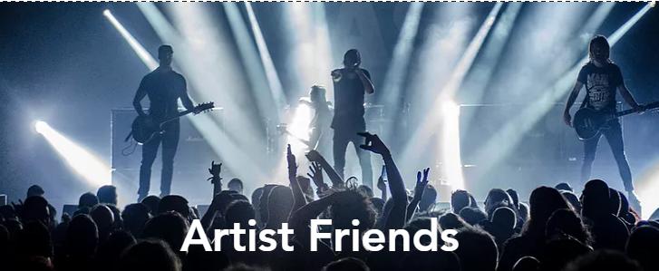 Freshman Artist Friends Banner