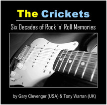 The Crickets ook cover