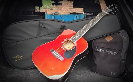 Freshman Guitars Bank Holiday Deal