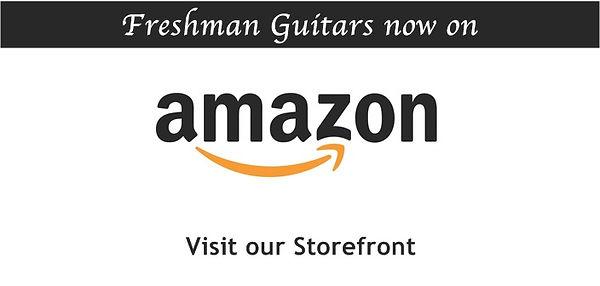 Freshman Guitars at Amazon