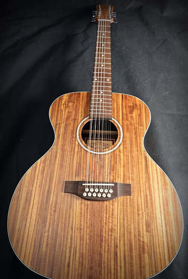 FALTDWALO12 - Walnut 12 String Acoustic