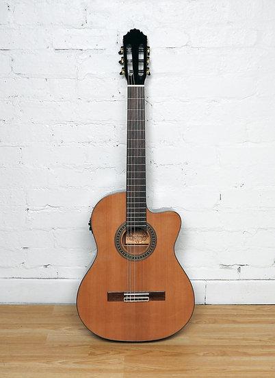 FALTDCLAS - Solid Cedar Top Electro Classical Guitar