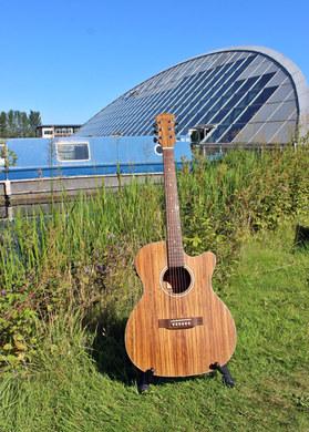 Freshman Guitars at The Falkirk Wheel