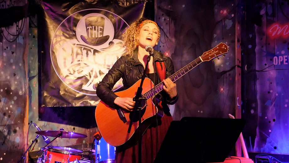 Freshman Guitars - Laura Jenkins
