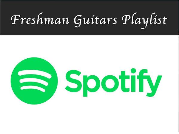 Freshman Guitars Playlist new.jpg