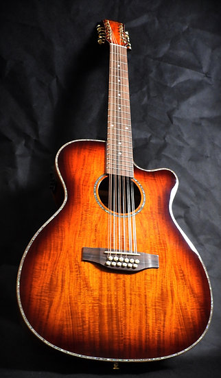FALTDKOAOC12 12 String Electro-Acoustic