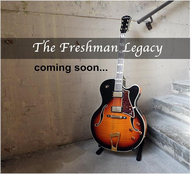 Freshman Guitars Legacy