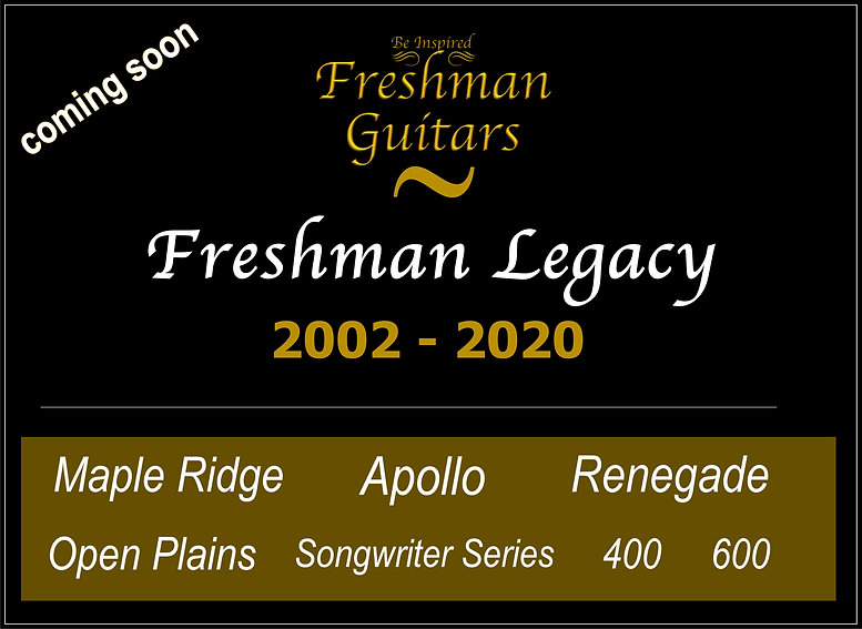 Freshman Legacy