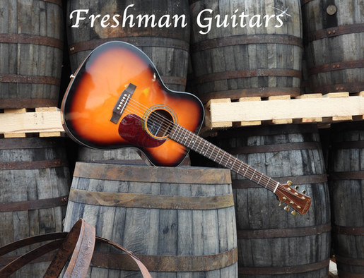 Freshman Guitars