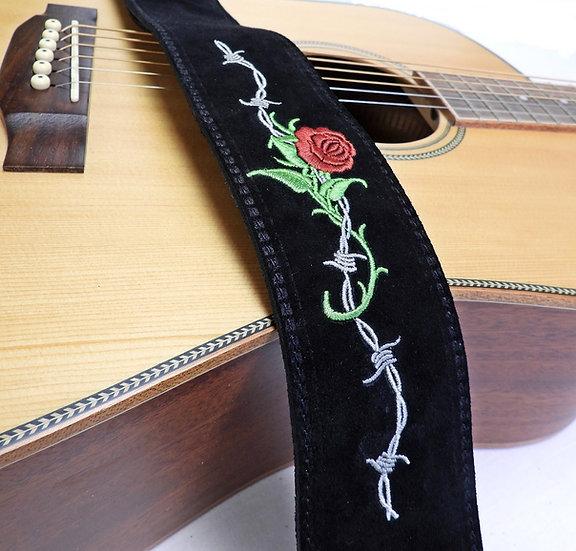 FSSWIREROSE Rose Themed Strap