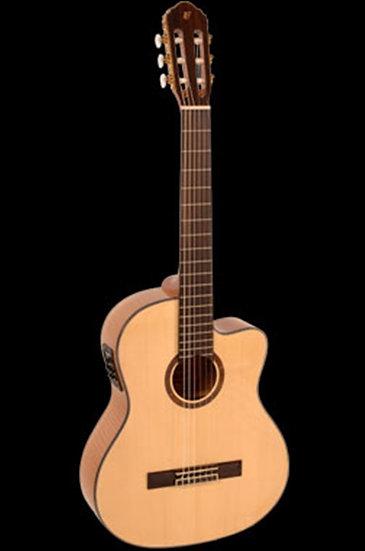 Manuel Ferrino Electro-Acoustic  Cutaway Classical