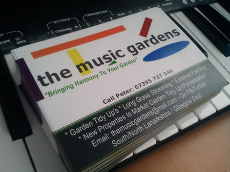 The Music Gardens