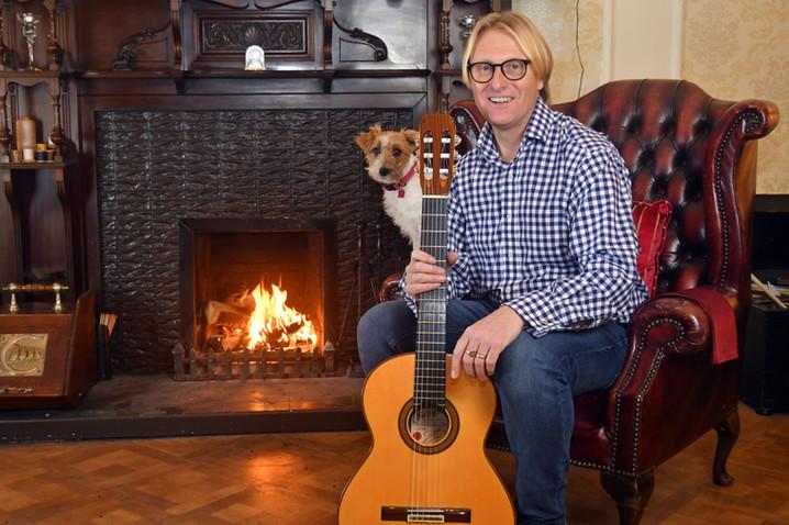 Mark Spragg - Guitarist