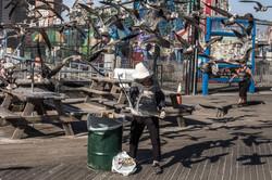 Coney Island, October 2016
