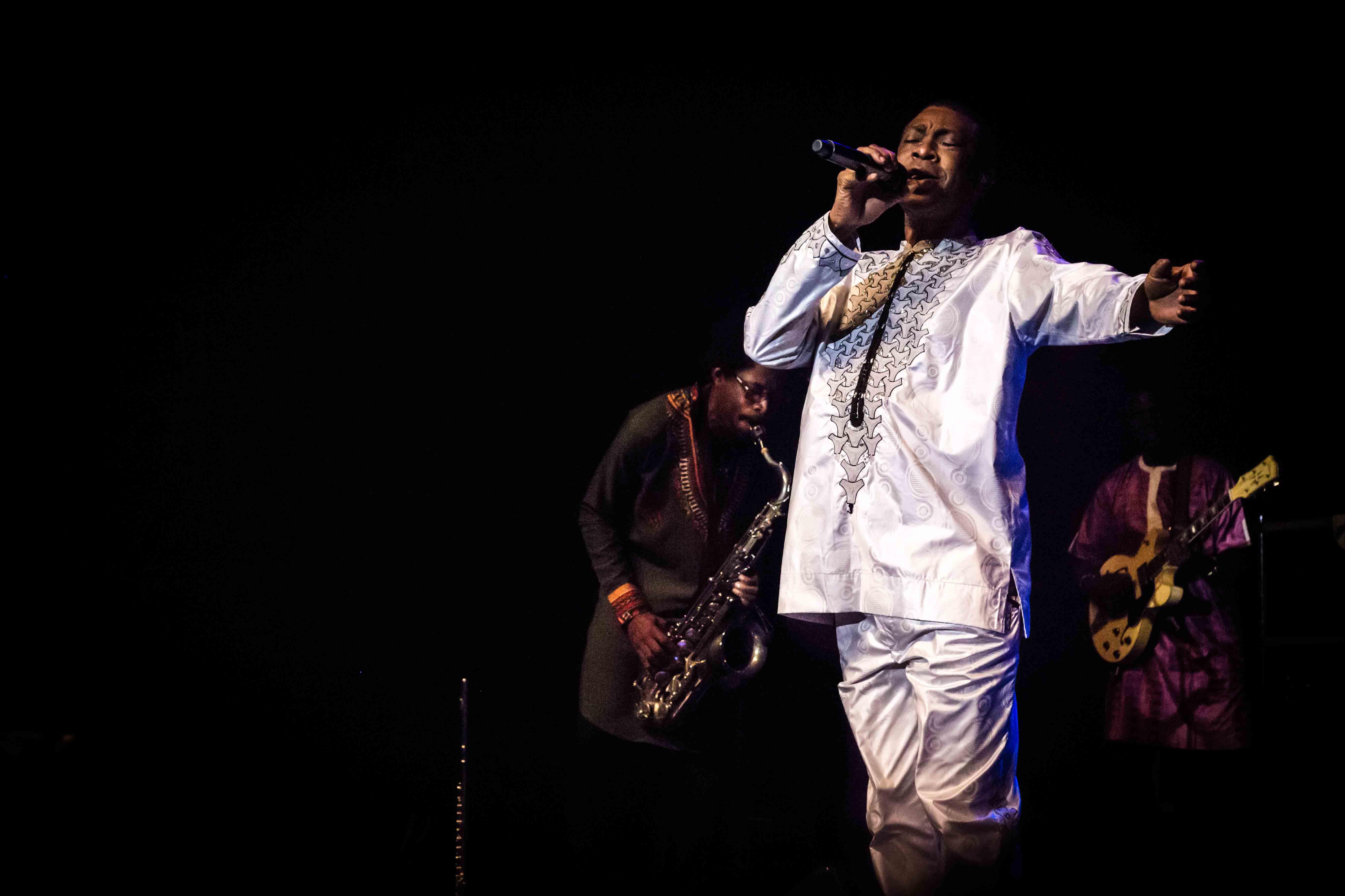 Youssou N'dour
