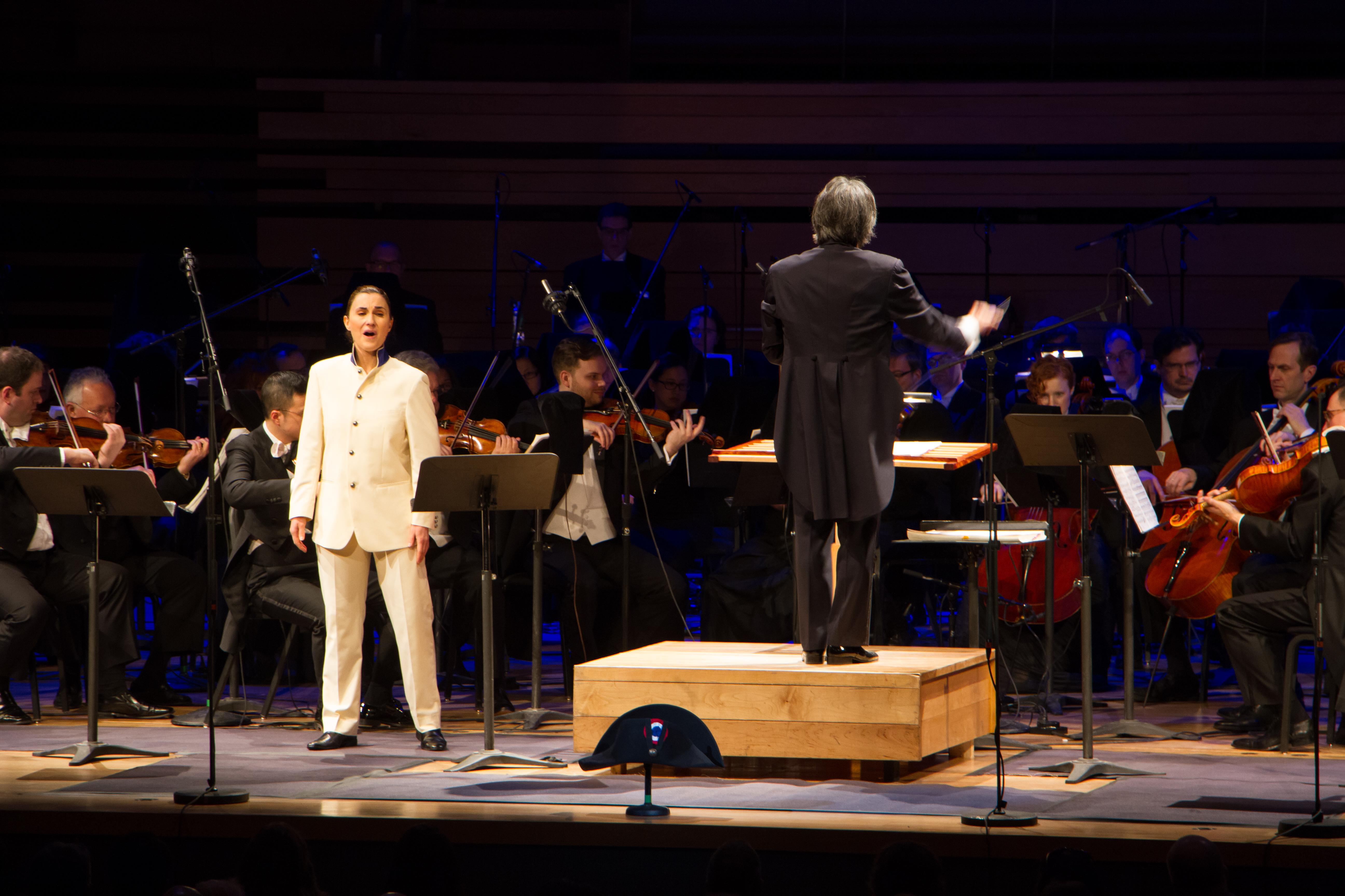 Kent Nagano directing L'Aiglon