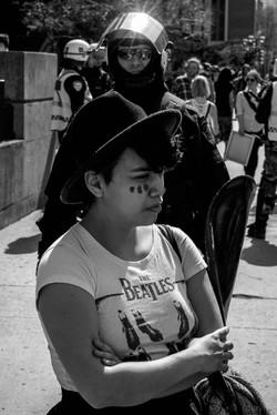 Student strike aga / 13th April 2014