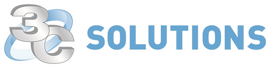 3C Solutions Logo