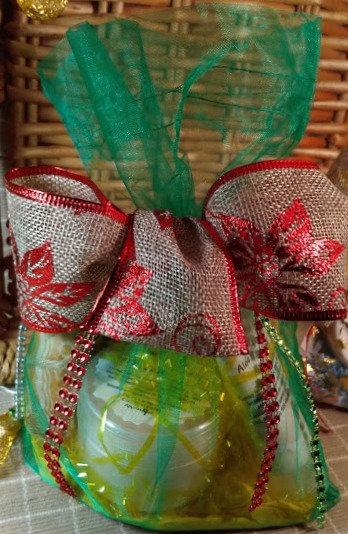 Gift set Roll on Perfume, Barra de crema exfoliadora