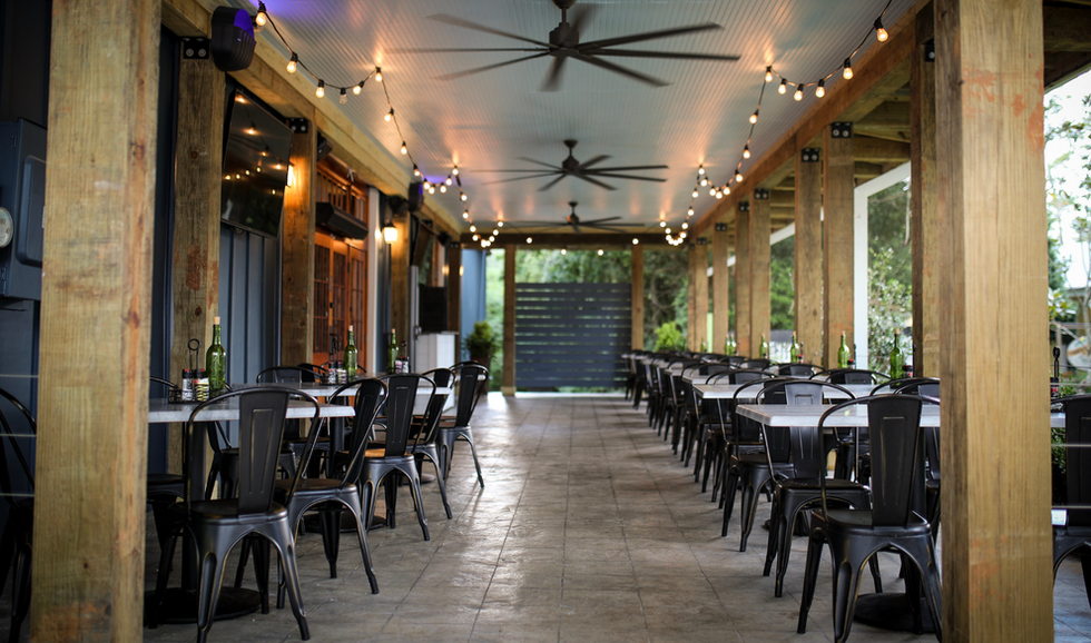 The Patio at Abita Brew Pub