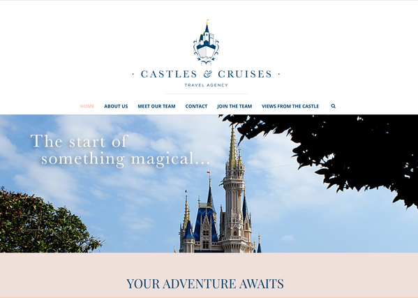 Castles and Cruises Travel