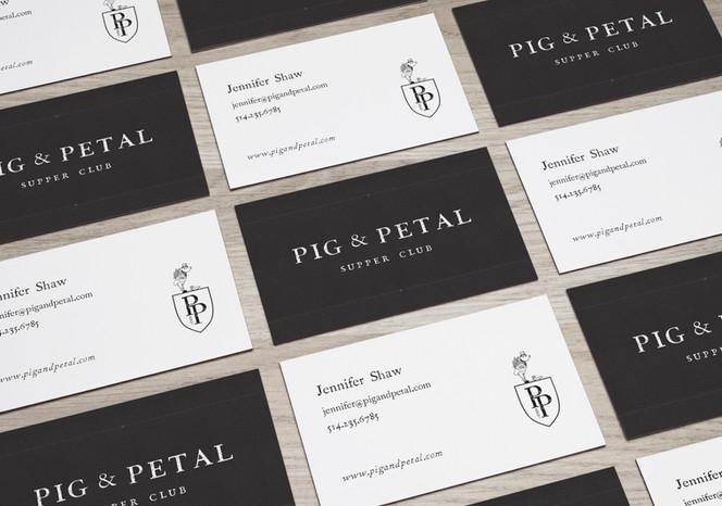 Pig & Petal Supper Club
