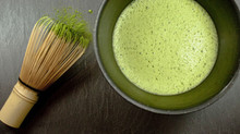 Matcha, geen gewone groene thee!