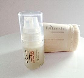 natuurlijke huidverzorging en voedingssupplementen, biologische cosmetica