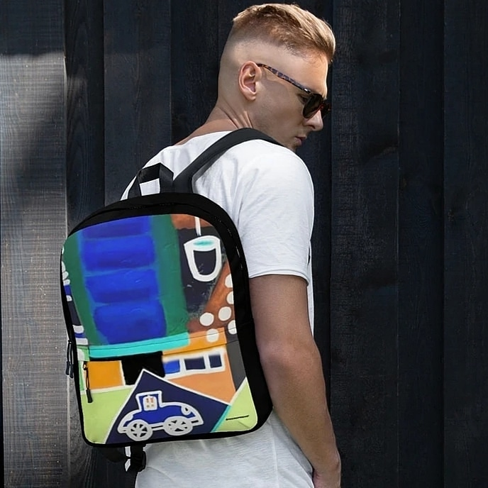 Backpack POPART