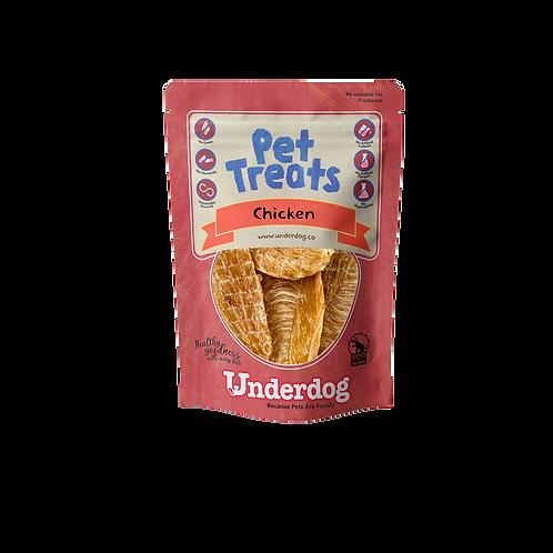 Underdog Pet Treats - Chicken